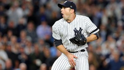 David Robertson Gary sanchez wild card liga americana new York yankees Minnesota twins mlb