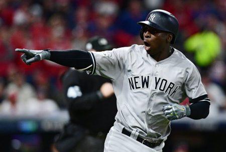 Series de División: Los New York Yankees eliminan a los Cleveland Indians mlb en español beisbol