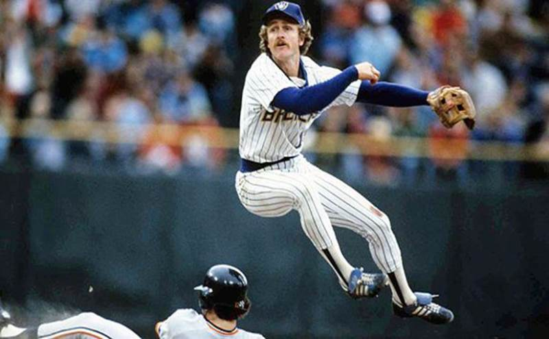 Robin Yount (1980s Baseball) frases de béisbol