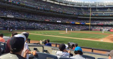 viajar a ver beisbol yankee stadium
