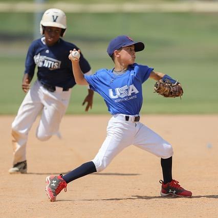Joey Erace El Niño prodigio del beisbol mlb