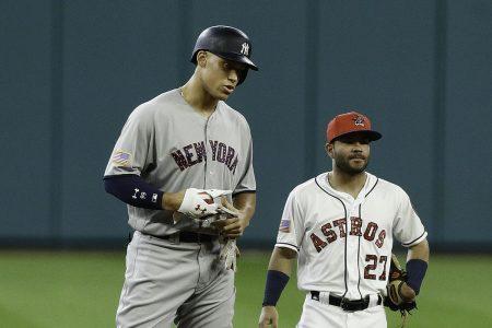 Previa ALCS: Astros-Yankees. Judge Altuve