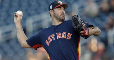 Periodo de Traspasos de Agosto en MLB Justin Verlander. Foto: AP Photo/John Bazemore.