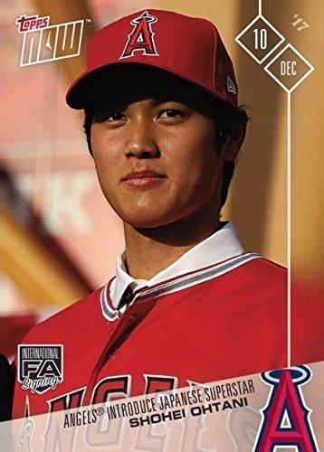 Topps Now Shohei Ohtani