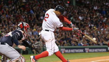 Notas de fin de curso para los Boston Red Sox