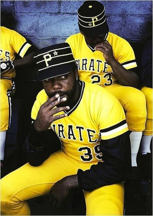 Dave Parker uniformes mlb en español beisbol