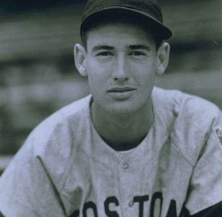 Ted Williams joven