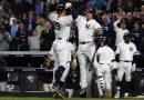 Yankees, se sacuden del fantasma de la eliminación.