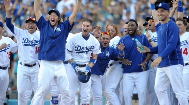 ¿Quién ganará las World Series 2017? Los Angeles Dodgers Houston Astros mlb