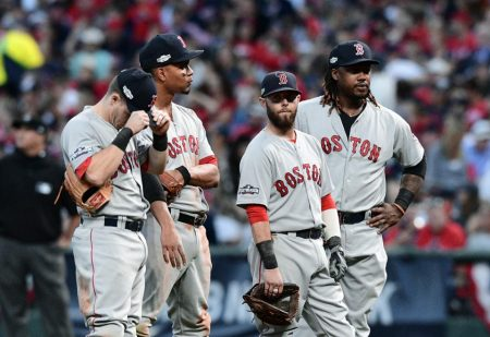 Notas de fin de curso para los Boston Red Sox 2017