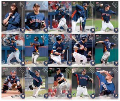 Histórico, Astros a la Serie Mundial representando ambas Ligas houston astros 2017 world series
