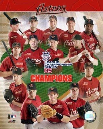 Histórico, Astros a la Serie Mundial representando ambas Ligas astros 2005 World Series