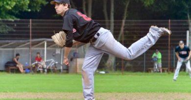 Alberto Ortí ha sabido hacerse un lugar en el béisbol alemán