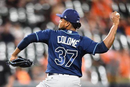 Balance de temporada 2017: Tampa Bay Rays Alex colome