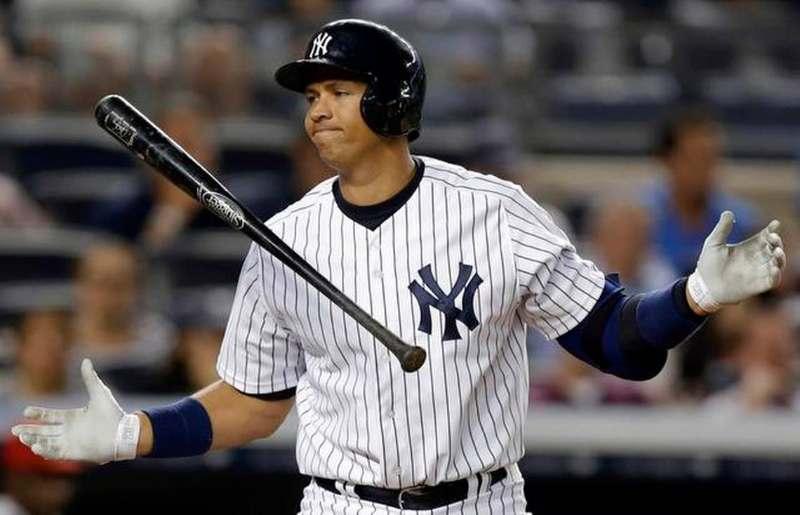 Alex Rodriguez hacer trampas en la MLB beisbol
