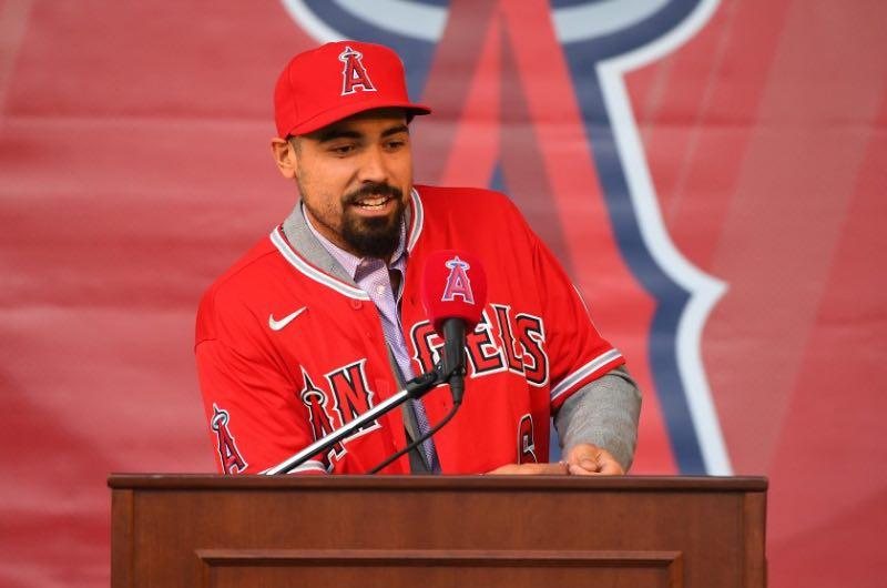 anthony rendon los angeles angels 2020 beisbol mlb
