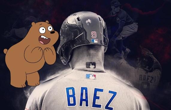 Ranking Semanal 7 Cubs javy baez