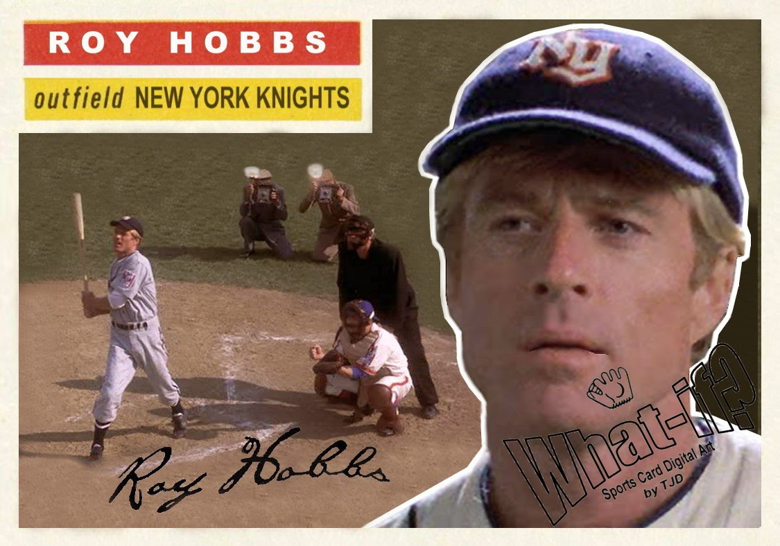 roy hobbs robert redford el mejor mejores jugadores de la historia del beisbol