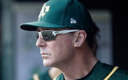 Oakland Athletics 2018 Bob Melvin (foto: MLB)