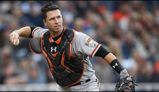 buster posey san francisco giants beisbol mlb