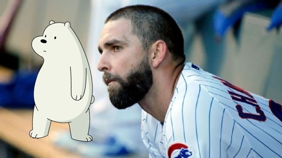 Ranking Semana 12. Cubs: Somos Osos. POLAR: CHATWOOD (Getty Images)