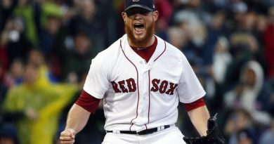 Craig Kimbrel game 1 Boston Red Sox New York yankees playoffs mlb 2018 rivalidad