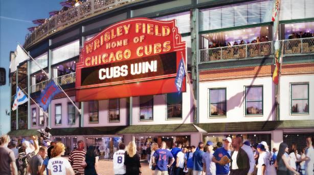 chicago cubs 2018 Wrigle Field, historia viva del béisbol.