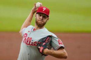 Zack Wheeler, en su mejor temporada MLB
