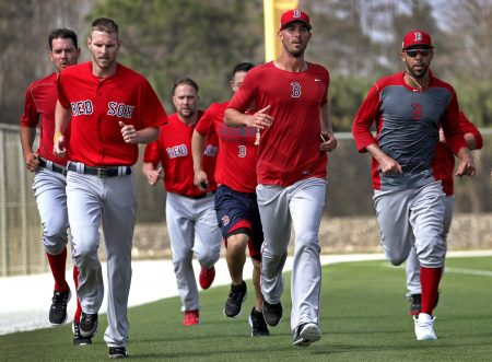 Notas de fin de curso para los Boston Red Sox pitchers
