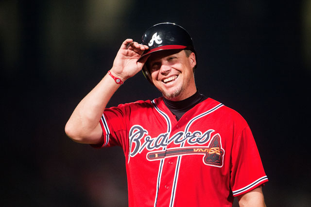 Chipper Jones, el último Gran capitán de los Atlanta Braves