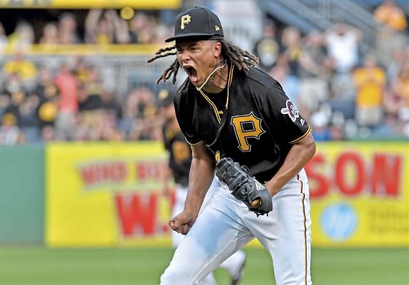 chris archer Pittsburgh Pirates 2020 beisbol mlb