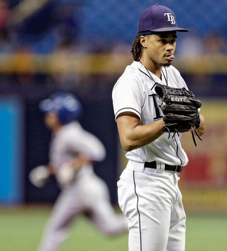Balance de temporada 2017: Tampa Bay Rays Chris Archer