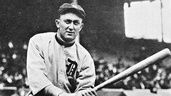 Ty Cobb Detroit tigers mlb béisbol