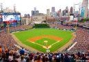 El público de Detroit, puesto en pie, ovacionó a su lanzador
