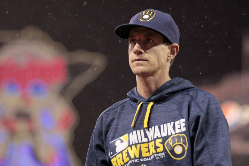 Creig Counsell brewers