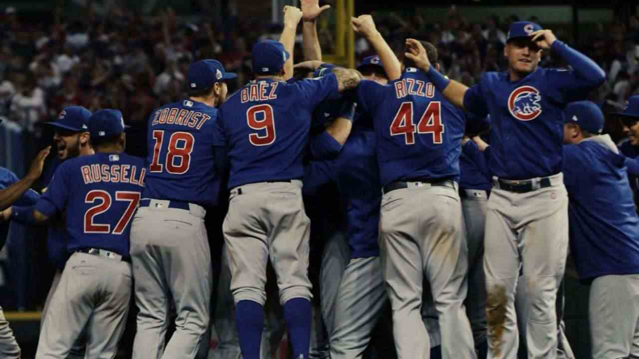 Los Chicago Cubs buscan revalidar el título conseguido en 2016 Previa Series de División Liga Nacional: Washington Nationals Chicago Cubs mlb postseason
