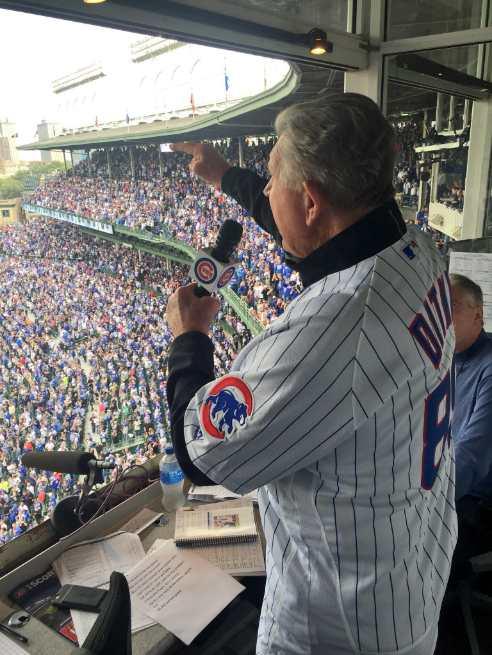 Brewers ganan la División Central Nacional Cubs MLB mike ditka