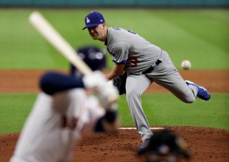 Los Dodgers igualan las Series Mundiales Alex wood