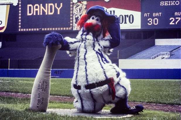 dandy mascota new york yankees mlb en español beisbol historia