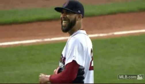 ALCS Game 5: y David Price ganó la guerra los astros mlb playoffs 2018 Red Sox