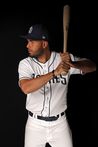 San diego padres 2018 Eric Hosmer (Patrick Smith Getty Images North America)