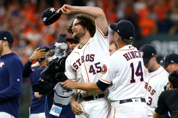gerrit cole houston astros vencen a los rays series divisionales 2019 beisbol mlb