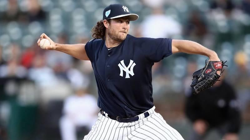 gerrit cole new york yankees beisbol mlb 2020
