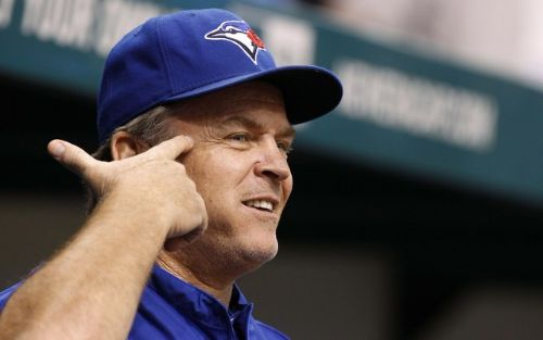John Gibbons, manager de los Blue Jays (fuente: CBS Sports) toronto blue jays 2018
