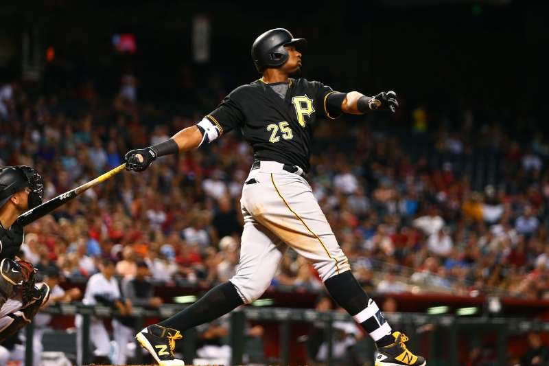 gregory polanco Pittsburgh Pirates 2020 beisbol mlb