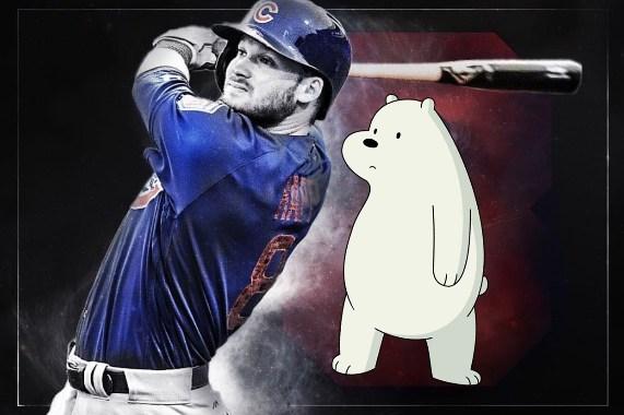 Ranking Semanal 7 Cubs ian happ