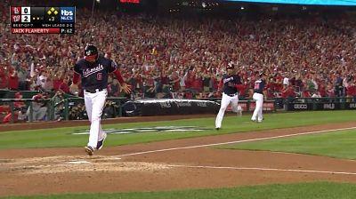 los nationals paro cardíaco los cardinals final liga nacional 2019 beisbol mlb