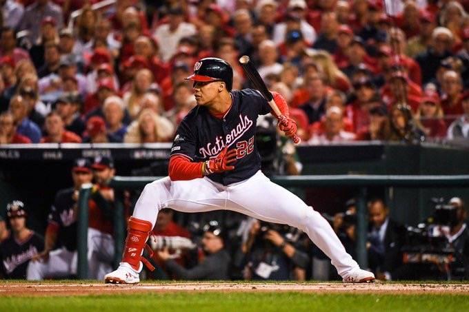WS GAME 2: ¡Houston, tenemos un problema! astros washington nationals series mundiales 2019 world series beisbol mlb juan soto