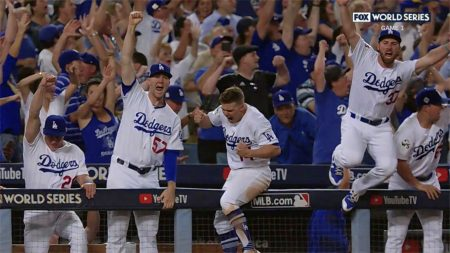 angeles dodgers quien ganará las world series 2018