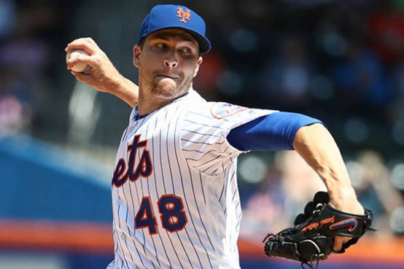 jacob degrom new york mets 2020 beisbol mlb
